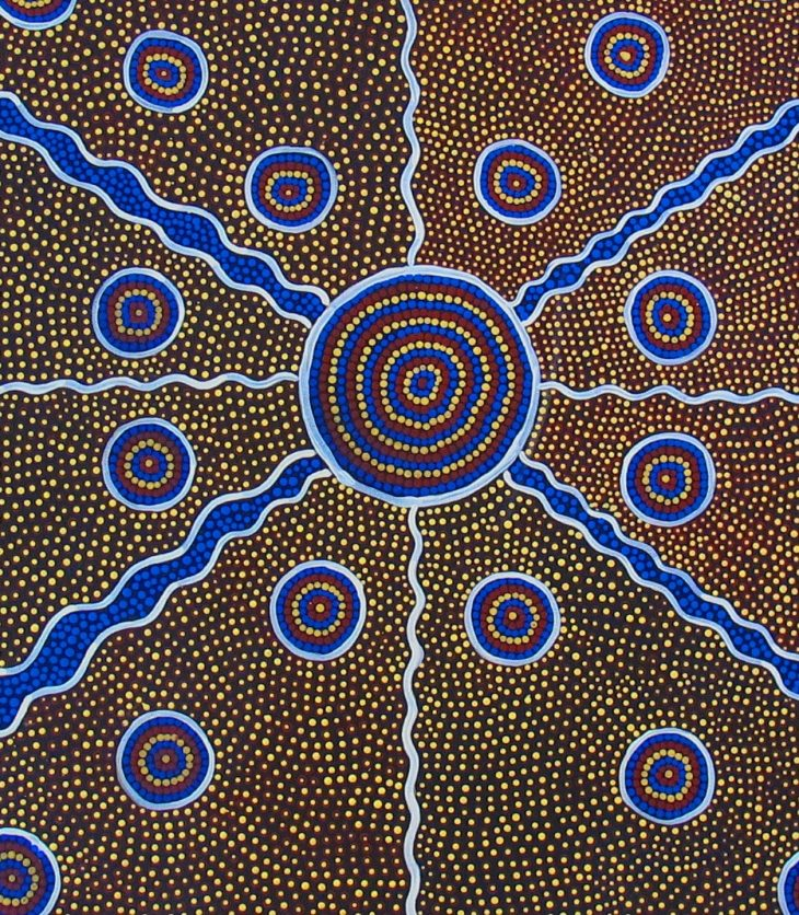 Indigenous Australian Artwork