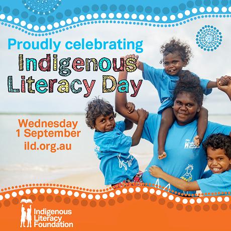 Indigenous Literacy Day, 1 September 2021